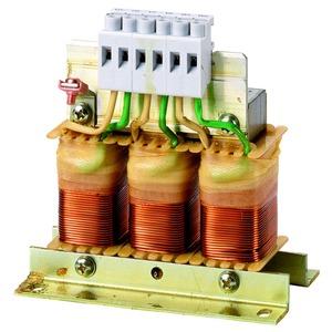 DX-LN3-004, Netzdrossel, AC, 3-phasig, 3,9 A, 7,51 mH, 550 V 50/60 Hz