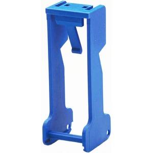 095.01, Kunststoff-Kombibügel Variclip 095.01 blau /40 / 44 ( für 95.03./ 05.)