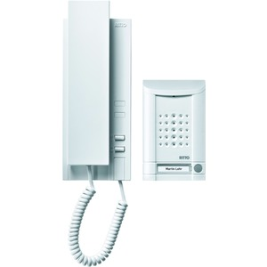 Wohntelefon-Set Minivox Einfamilienhaus, weiss, 1673170