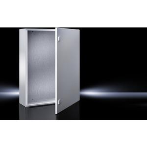 AE 1054.500, Kompakt-Schaltschrank AE, 1-türig, BHT 600x600x250 mm
