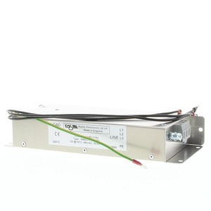 R88A-FIK304-RE, G5-Serie, Netz-Filter, 400 V, 3-phasig, 4 A (600W - 1,5kW)