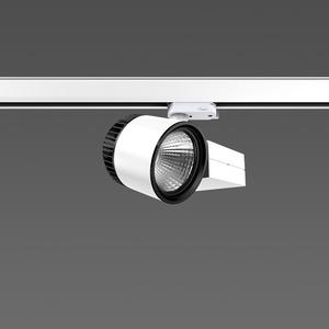 Strahler LED/27W-3100K 194x134, mittelstr, 2150 lm