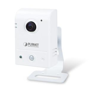 Wireless Cube Fish-Eye IP Camera. 11n Wireless, WPS, 180 Panoramic
