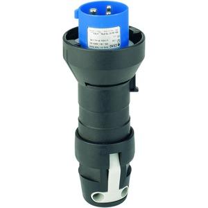GHG 511 7306 R0001, Ex-Stecker für Zone 1/21, 16 A, 3-pol., GHG 511 200-250 V, 6 h, 1 Leitungseinführung