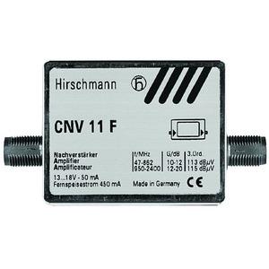 CNV 11 F, Inlineverstärker SAT + Terr., 47-2400 MHz, 12-20 dB, Fernspeisung