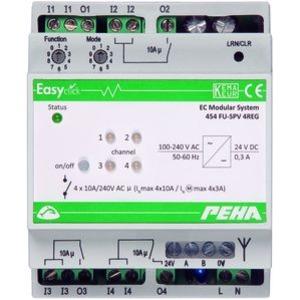 D 454 FU-SPV 4REG, EnOcean Easyclick Modul SPV, 4 Kanal, 4 TE