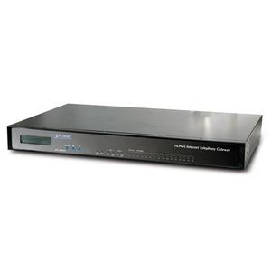 16-Port VoIP Gateway (16*FXO)  - SIP/H323 Dual Protocol