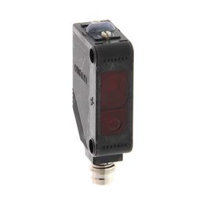E3Z-LL86, Optischer Sensor, BGS Laser, 20-300 mm, M8-Stecker (4-polig), PNP-Ausgang