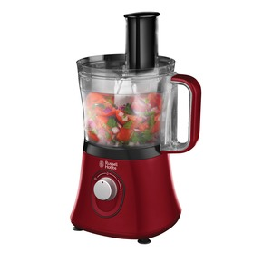 19006-56, Desire Food Processor - Red