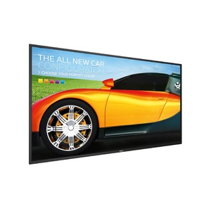 43 Zoll Direct LED Display, Auflösung: Full HD (1920 x 1080), Format: 16:9, Kontrast: 3000:1, Helligkeit: 350 cd/m², Gewicht: 8,7 kg