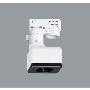 Adapter 3-Phasen mit Schukosteckdose, 79023