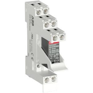 CR-P230AC2SS92CV, Interface-Relais, kpl. mit Sockel, Funktionsmodul u.Halter