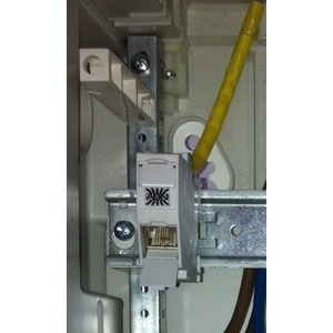 RJ45-Schnittstelle_E-DATmodul REG8(8) für OAR