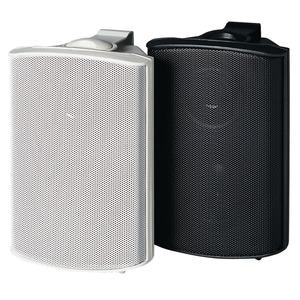 Stage-Sound Speaker, 50/30 W, 2-Wege-System, weiss