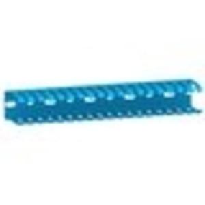 Kabelklemmenabdeckhaube für Sockelleistenkanal