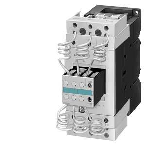 3RT1647-1AF01, Kondensatorschütz, AC-6, 50kVAr/400V, 110V, 50Hz, 3pol. S3