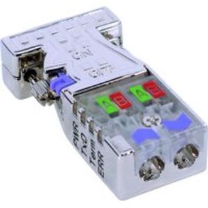 PB_DP-Stecker_0° 12MBit, Diagn.LEDs,schaltb.Abschlußwid