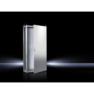TS 8884.500, Topschrank-System lackiert eintürig, mit Montageplatte, RAL 7035, TS 8884500