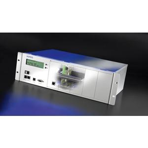 AS 200 LAN II, TK-Anlage, 19 Gehäusse, 5 Modulsteckplätze, AIS on Board, V-Paket on Board, vorbestück mit 1 x LAN-Modul 509 & MFP LAN-509