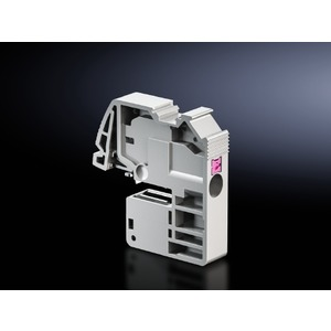 SV 3450.505, Leiteranschlussklemme (push-in) für Rundleiter 0,5-4 mm², Schienenstärke 5 mm, Preis per VPE, VPE = 10 Stück