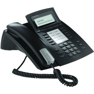 ST 42 schwarz, Systemtelefon für Anlagen mit S0- und UP0-Schnittstelle