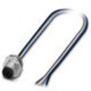Sensor-Aktor-Einbausteckverbinder