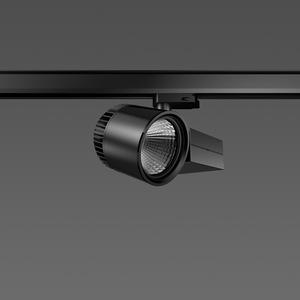 Strahler LED/27W-4000K 194x134, mittelstr, 2750 lm