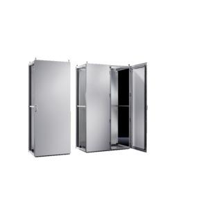TS 8406.510, Anreih-Systeme TS 8, BHT 400x2000x600 mm, ohne Montageplatte und IP 55 / NEMA 12