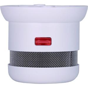 INVISIBLE 5 Y Rauchwarnmelder, Rauchmelder INVISIBLE 5 Y mit 5-Jahres-Lithium-Batterie (wechselbar) mit Premiumgarantie 5 Jahre