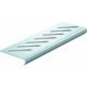Bodenendplatte für Kabelrinne