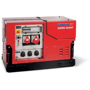 ESE 1308 DBG ES DUPLEX Silent, Benzin Stromerzeuger schallgedämmt & Elektrostart - 13,0 kVA / 400/230 V DUPLEX Silent IP54