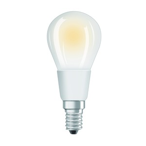 LEDPCLP40D 4,5W/827 230VGLFR E14FS1, PARATHOM® Retrofit CLASSIC P DIM 40 FR 4.5 W/2700 K E14