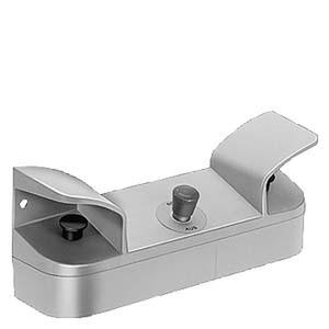3SB3863-1BB3, Zweihandbedienpult für Befehlsgeräte, 22mm, rund, Gehäusematerial Kunststoff, Ge