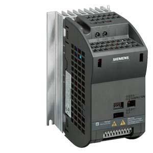 6SL3211-0AB12-5BA1, SINAMICS G110, IP20, FSA, B, 1 AC 200-240 V, 0,25 kW