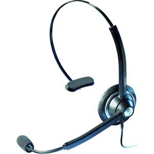Headset 1900 Mono, Headset, schnurgebunden, mit QD (Quick Disconnect)-Stecker, Kopfbügel mit einer Ohrmuschel