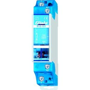 R12-100-12V, Schaltrelais, Steuerleistungsbedarf 1,9W, Steuerspannung 12V AC, R12-100-12V