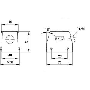 EPIC® H-B 10 TS M20 ZW