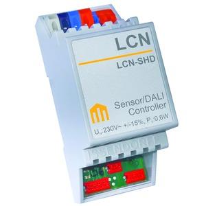 LCN - SHD, DALI-Steuerung und Raum-Controller