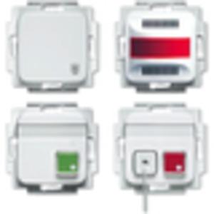 Info-Lichtsignal für Installationsschalterprogramme