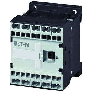 DILEM-01-G-C(24VDC), Leistungsschütz, 3-polig + 1 Öffner, 4 kW/400 V/AC3, DC-betätigt