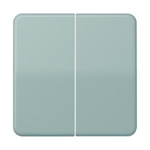 CD 595 GR, Wippe, für Serien-Wippschalter, Serien-Tastschalter, Doppel-Wechsel-Wippsch., Doppel-Wechsel-Tastsch., Doppel-Taster, Multi-Switch und Taster BA 2fach