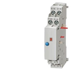 3RV1921-1M, Meldeschalter, für Leistungsschalter, Baugrösse S0...S3, 1Schliesser, 1Öffner