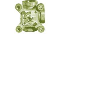 HMV 3/4 3-Wege-Mischventil, Mischventil G3/4 HMV 3/4, Kvs-Wert 4.0 m3/h