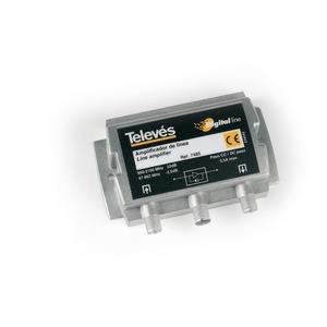 SAT - Nachverstärker Verstärkung 20 dB