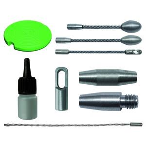 Anfangs/Endhülsen M5 für Speedy Spinner Glasfaserband d: 3 mm
