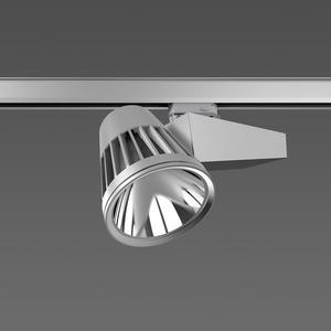 Strahler LED/45W-2700K 290x120, breit, 3350 lm
