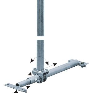 Dachsparrenmasthalter, 900 mm