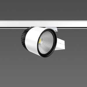 Strahler LED/45W-3000K 227x146, mittel, 4350 lm