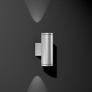 Wandleuchte LED/7W-4000K 140x93x255,2xLA, 380 lm