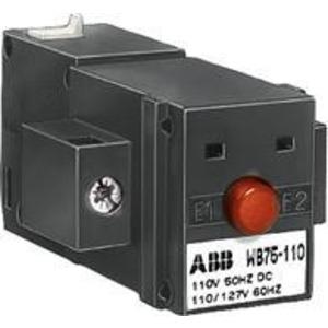 WB75-A 220-230V 50Hz / 220-255V 60Hz / 220-230V DC, Mechan. Verklinkung WB 75-A 220-230V 50Hz, 220-255V 60Hz